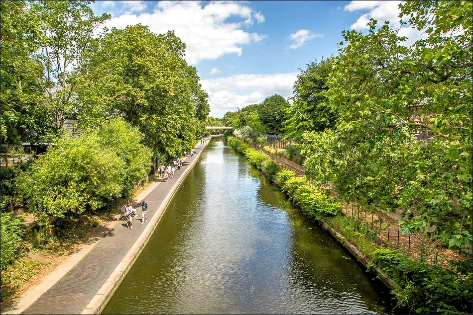 Regents Canal-37