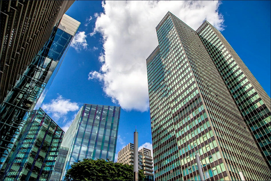Skyscrapers London