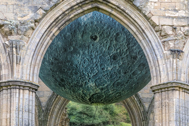 Rievaulx Abbey illuminations