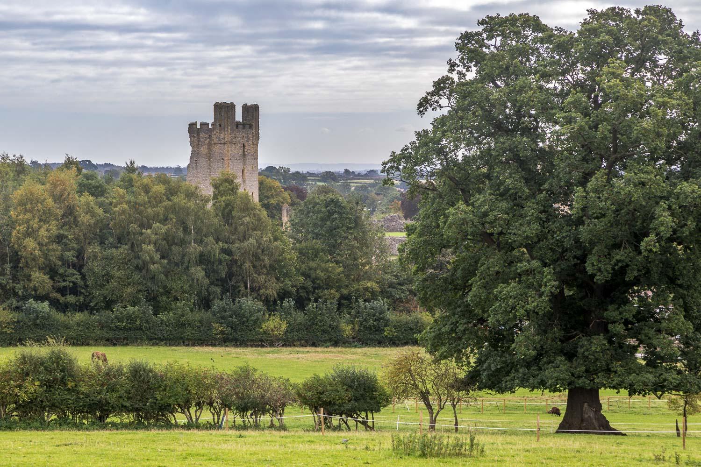 Rievaulx Abbey walk, Hlemsley Castle