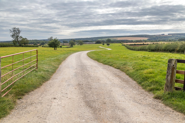 Rievaulx Abbey walk, Griff Farm