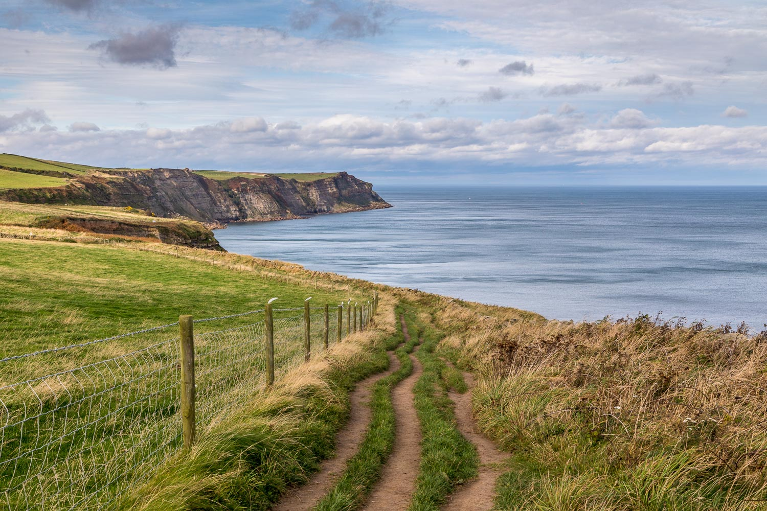 Robin Hoods Bay walk, Cleveland Way