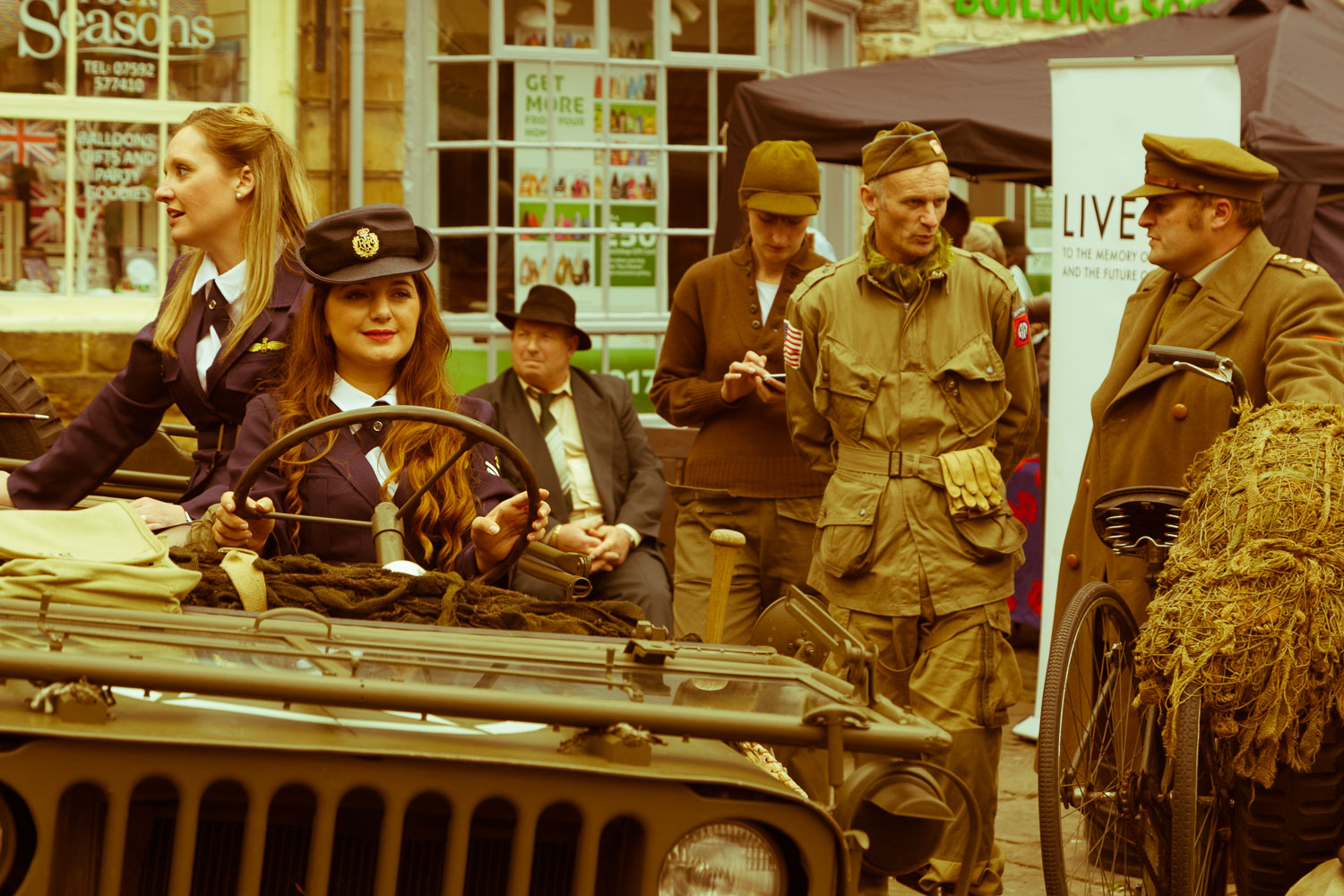 World War 2 Weekend Pickering