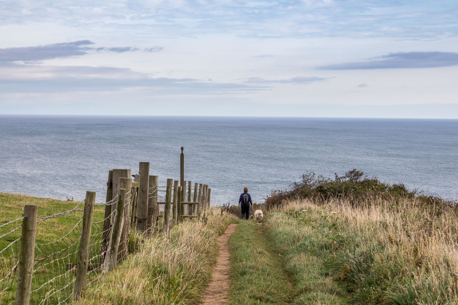 Robin Hoods Bay walk