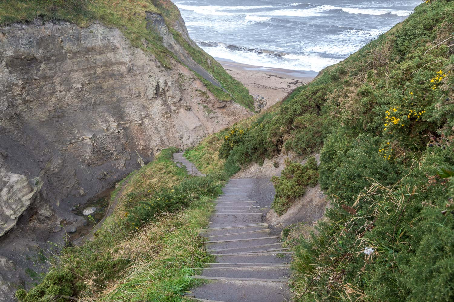Runswick Bay walk