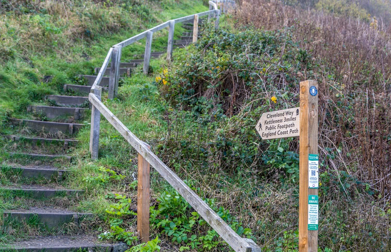 Runswick Bay walk