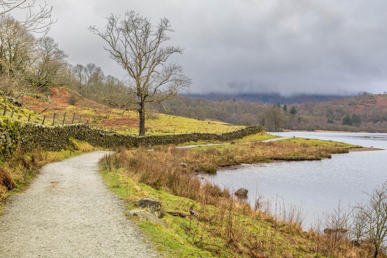 Rydal Water walk
