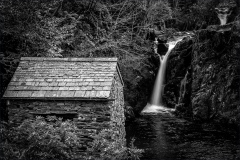 Rydal Falls, the Grot