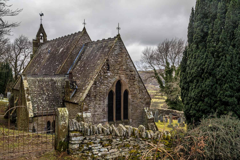 St Margaret's Church Wythop