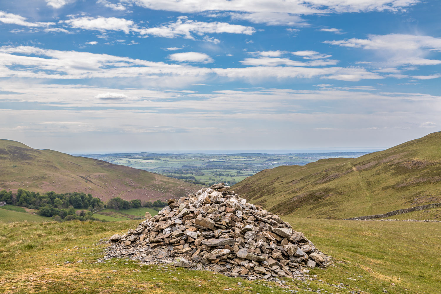 Sale Fell summit