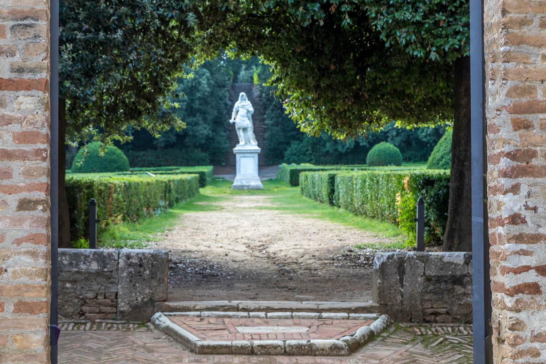 Leonini Gardens San Quirico