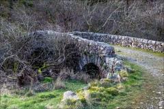 Scale Force walk Lake District, Scale Bridge