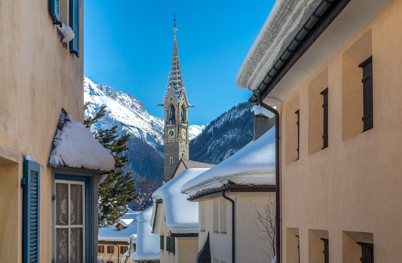 Sent, Switzerland