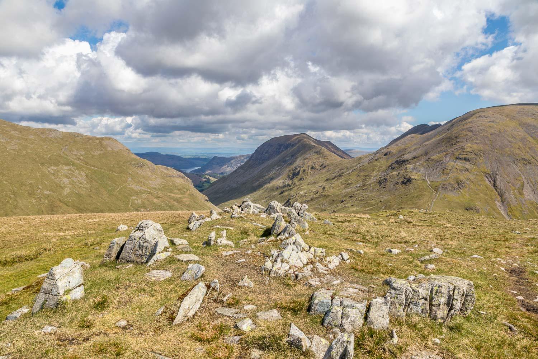 St Sunday Crag and Birks