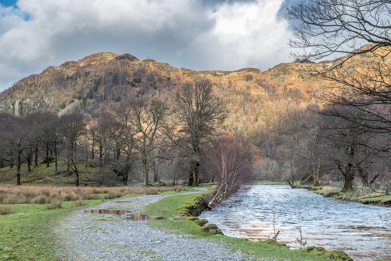 Grange Fell, River Derwent