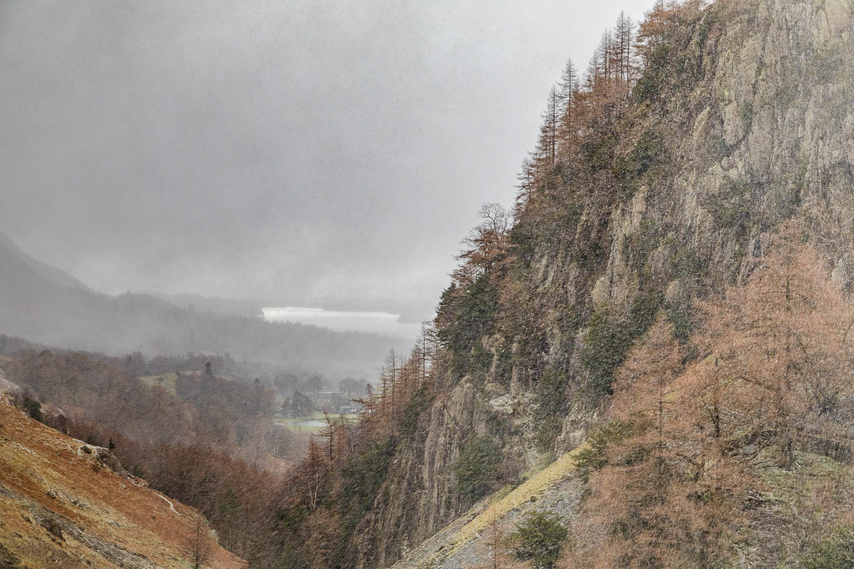 Castle Crag, Derwent Water