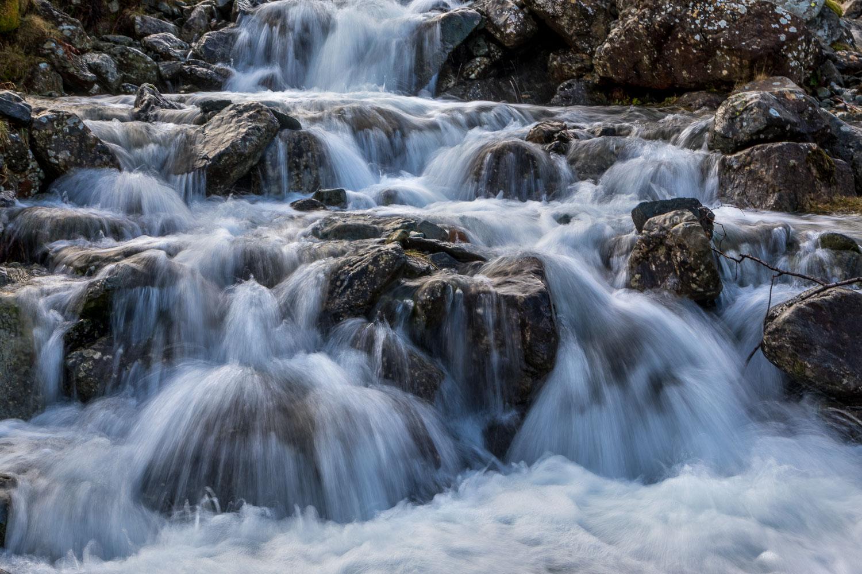 Tongue Gill waterfalls