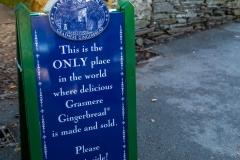 Gingerbread shop Grasmere