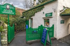 Grasmere, Sarah Nelson Gingerbread Shop
