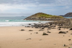 St David's Head walk, Whitesands Bay