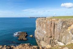 Stackpole Estate walk, Wales Coast Path