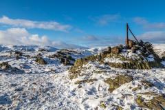 Steel Fell summit