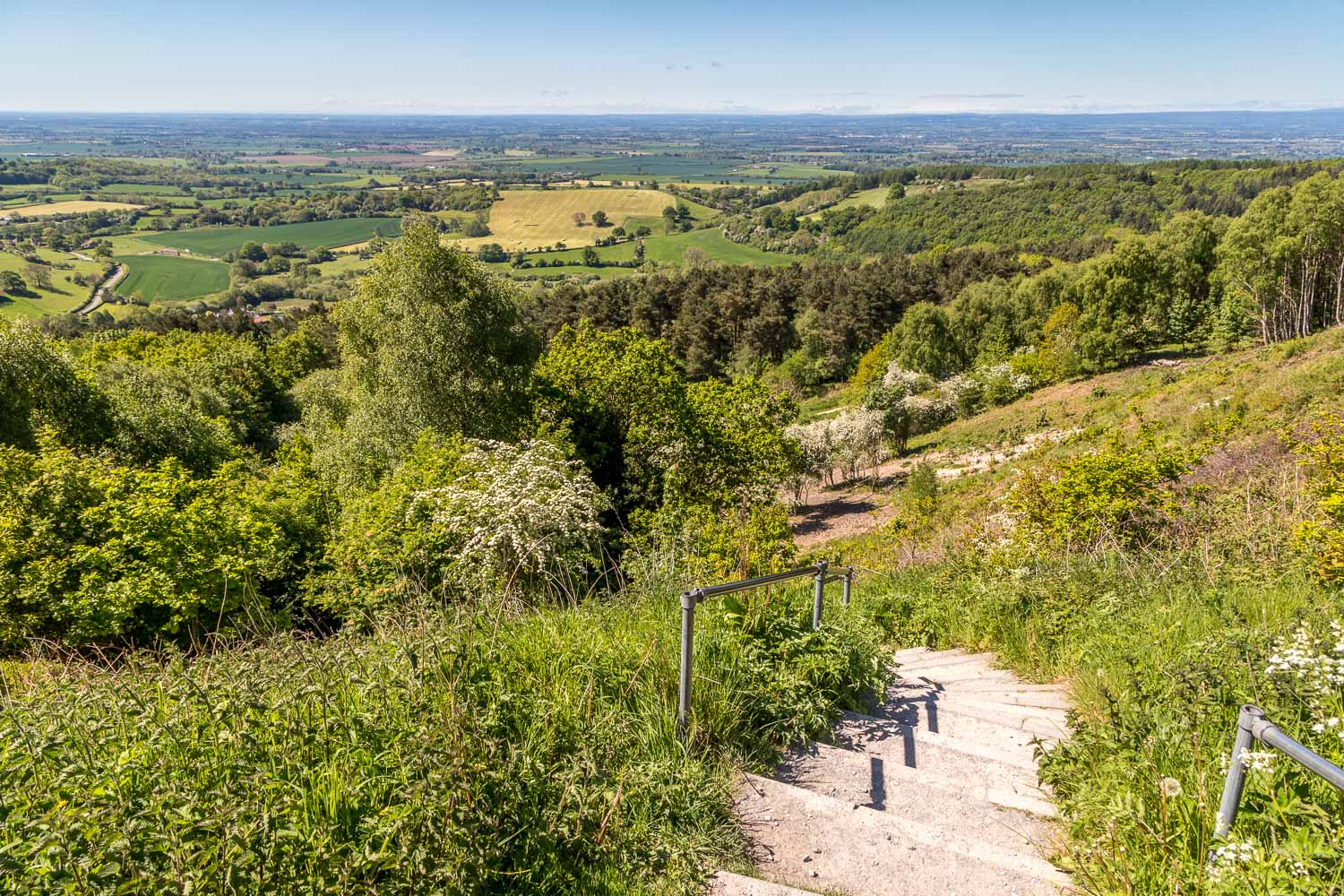 Sutton Bank walk