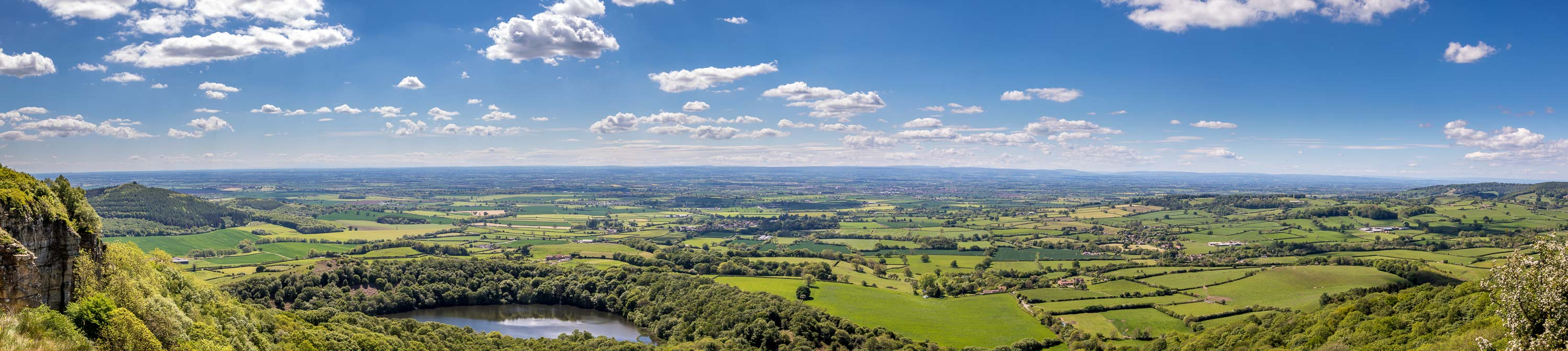 Sutton Bank panorama