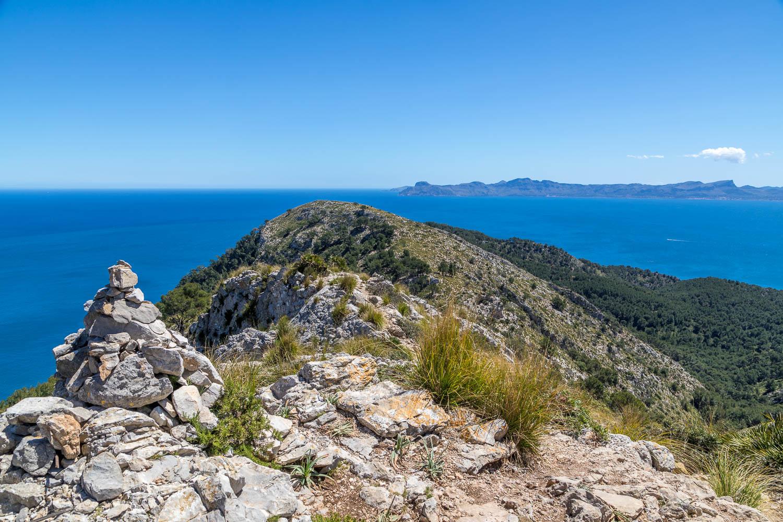 Talaia d'Alcudia walk, Mallorca