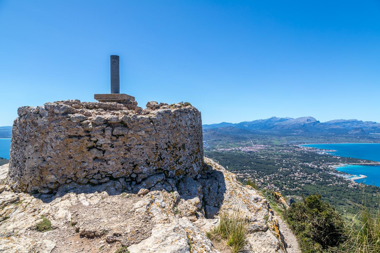 Talaia d'Alcudia summit