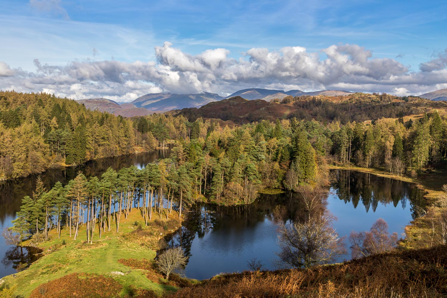 Tarn hows andrews walks for How s the fishing