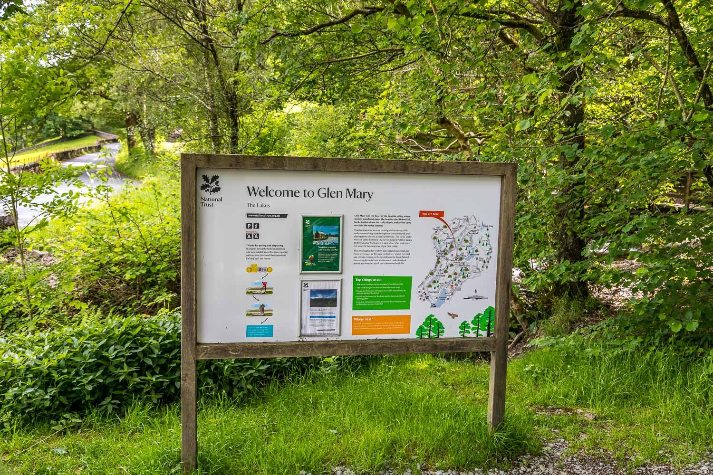 Tarn Hows walk, Glen Mary