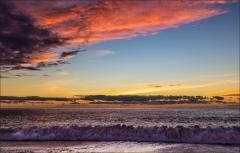 Tazacorte sunset, La Palma sunset