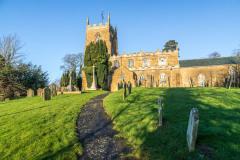 Tealby Church