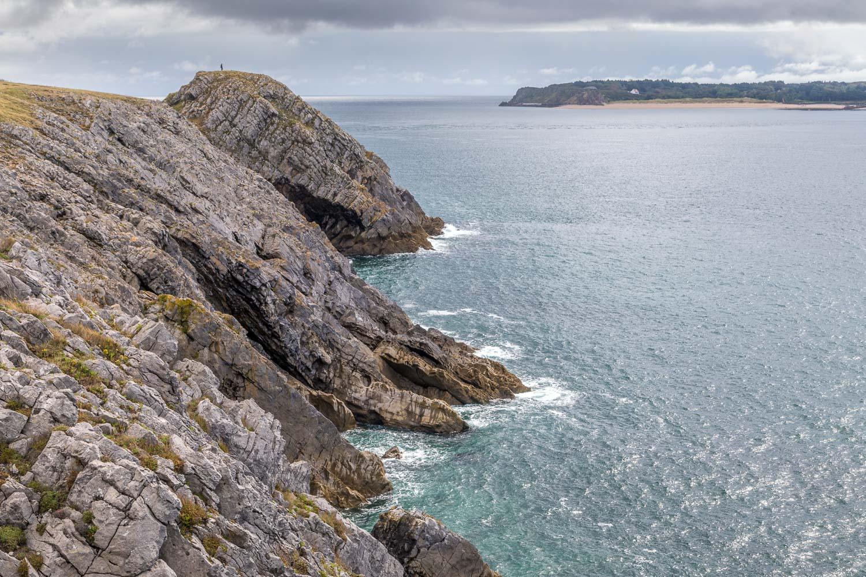 Tenby walk - Giltar Point walk - Wales Coast Path ... on