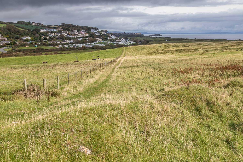 Tenby walk, Giltar Point walk, Penally