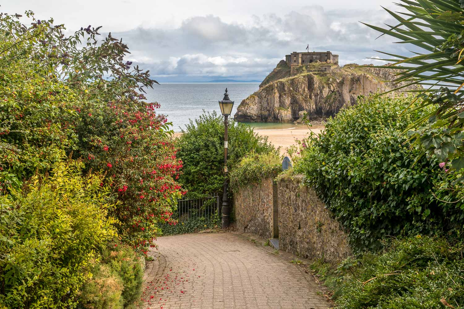 St Catherines's Island Tenby