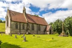 Thixendale walk, St Marys Church