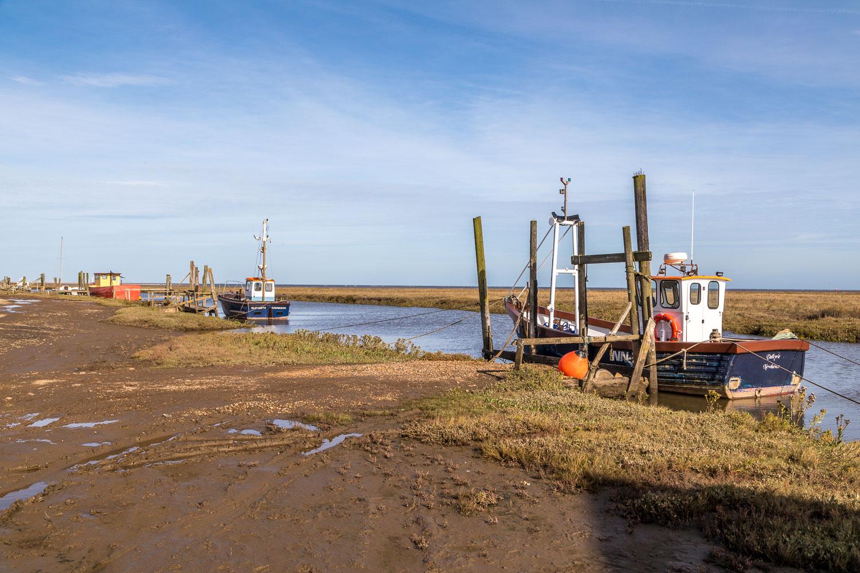 Thornham Harbour