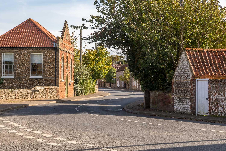 Thornham village