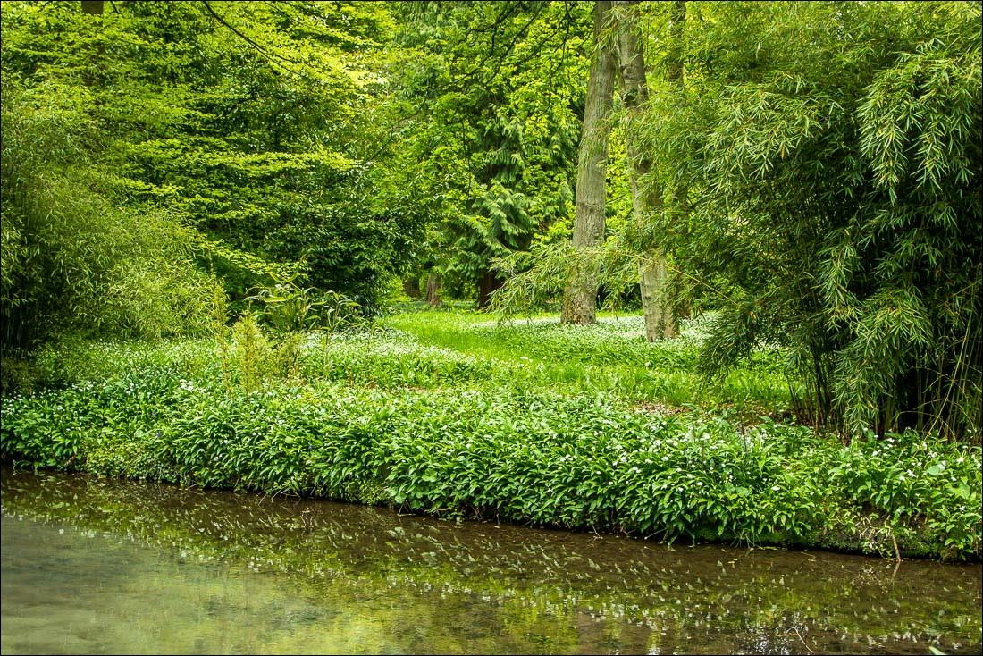 Thorp Perrow Arboretum