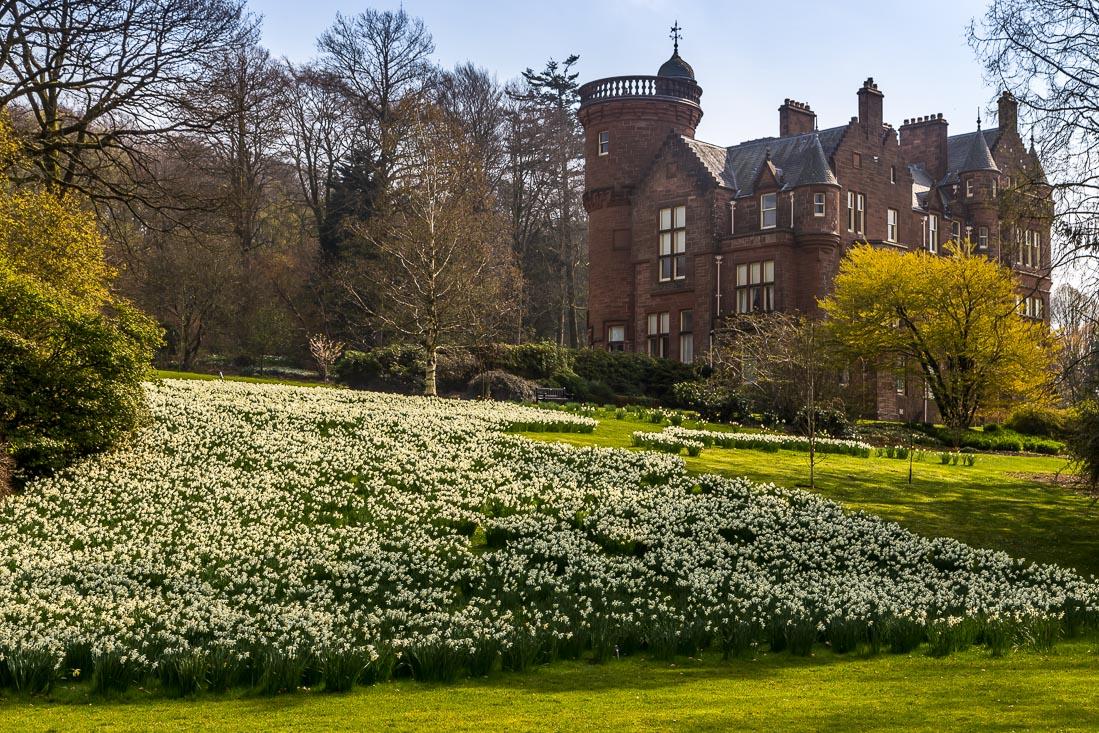 Threave Gardens, Threave House