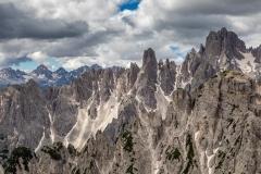 Cadini peaks
