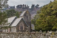St Patrick's Church Glenridding