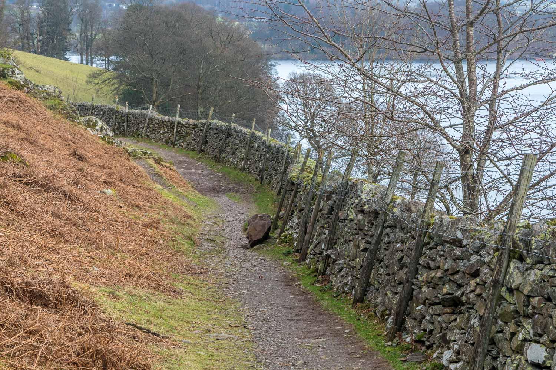Ullswater walk