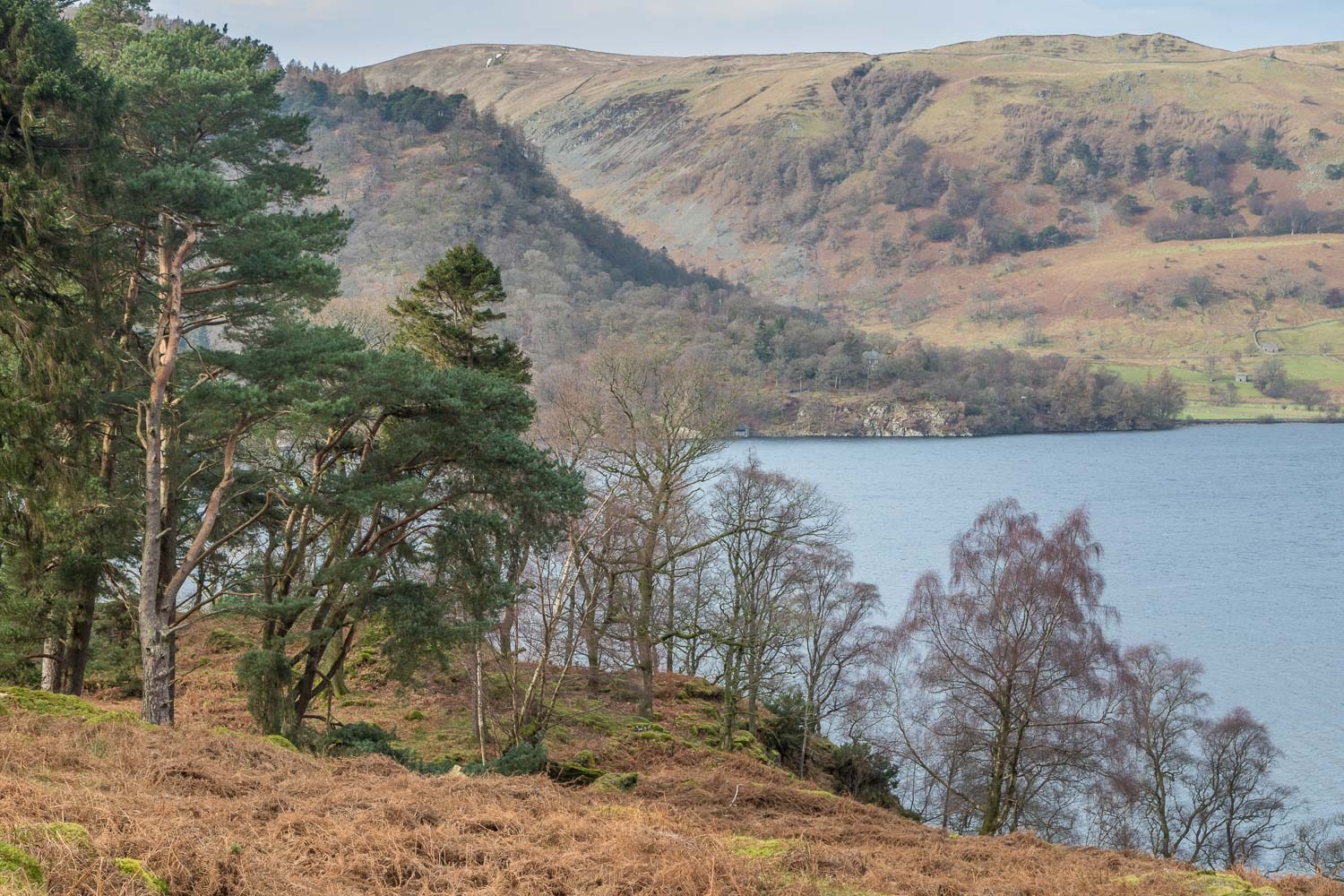 Ullswater walk, Devils Chimney