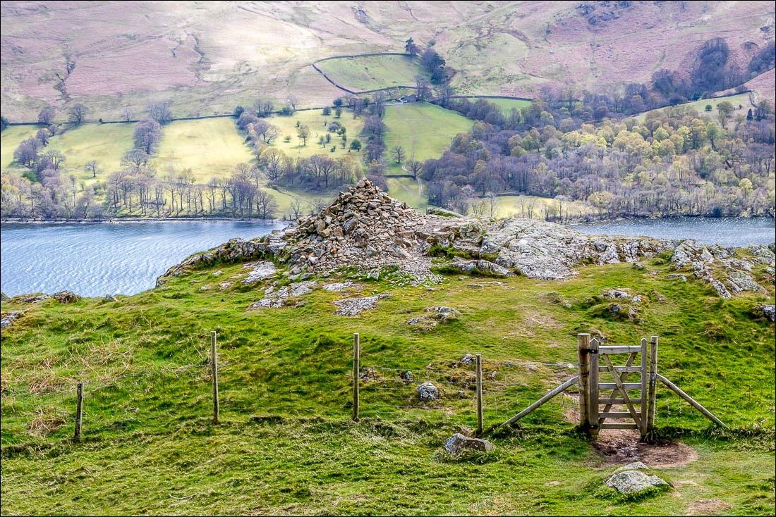 Yew Crag Ullswater