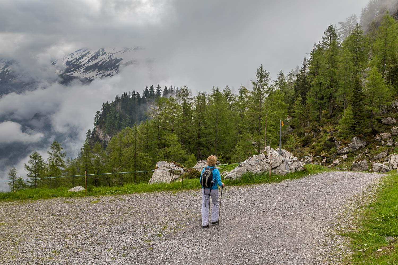 UscUschene Valley walk