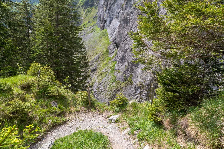 Uschene Valley walk
