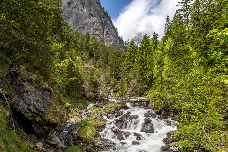 Uschene-Valley